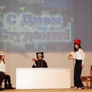 В Новопавловске прошёл день студента