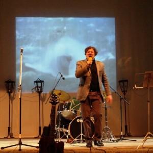 В Новопавловске состоялся концерт, посвящённый памяти Владимира Высоцкого (фото 3)