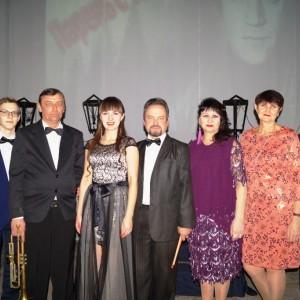 В Новопавловске состоялся концерт, посвящённый памяти Владимира Высоцкого (фото 6)