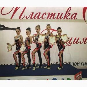 Гимнастки Новопавловска и Марьинской стали призёрами в Открытом Первенстве в Нальчике (фото 4)