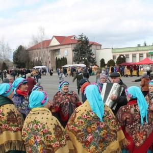 В Новопавловске отметили начало Масленицы (фото 8)