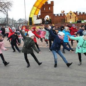 В Новопавловске отметили начало Масленицы (фото 7)