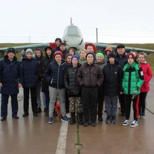 Экскурсия в войсковую часть для школьников (фото 3)