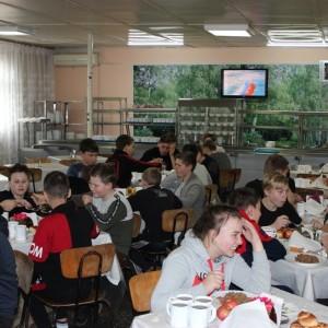 Экскурсия в войсковую часть для школьников (фото 4)