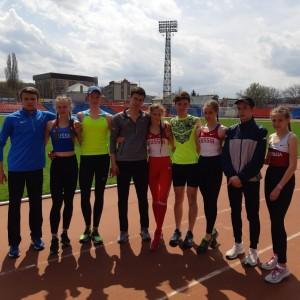 Легкоатлетки Кировского округа заняли первое место на Чемпионате Ставропольского края (фото 1)