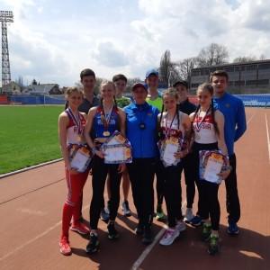 Легкоатлетки Кировского округа заняли первое место на Чемпионате Ставропольского края (фото 2)