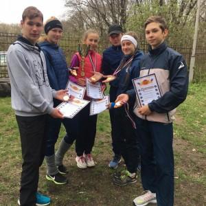 Команда легкоатлетов Кировского округа завоевала победу в краевых соревнованиях (фото 3)