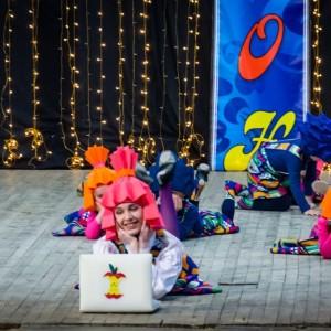 """В Новопавловске прошёл XII фестиваль молодых эстрадных исполнителей """"Камертон"""" (фото 3)"""