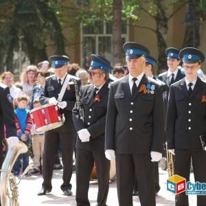 В Новопавловске отметили 74-ую годовщину Великой Победы (фото 1)