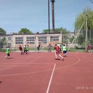 В Новопавловске прошёл День массового футбола