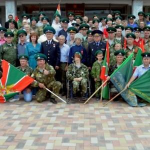В честь 101-ой годовщины пограничных войск в Новопавловске поздравили ветеранов этой службы (фото 10)