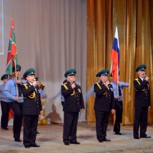В честь 101-ой годовщины пограничных войск в Новопавловске поздравили ветеранов этой службы (фото 11)