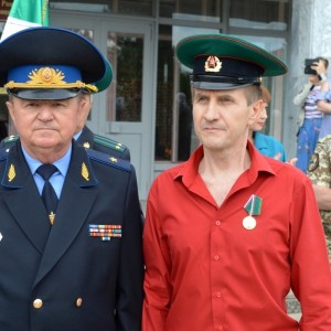В честь 101-ой годовщины пограничных войск в Новопавловске поздравили ветеранов этой службы (фото 5)