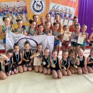 Наши юные гимнастки вернулись с наградами из города Нальчик (фото 6)