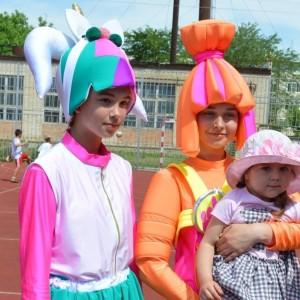 Летний спортивный праздник прошёл в Новопавловске