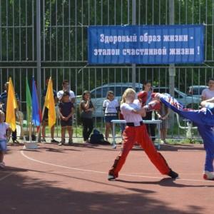 Летний спортивный праздник прошёл в Новопавловске (фото 1)