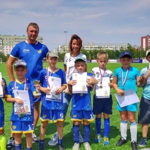 Юные футболисты Новопавловска стали бронзовыми призёрами в Невинномысске (фото 4)