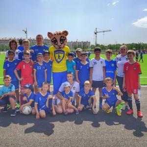 Юные футболисты Новопавловска стали бронзовыми призёрами в Невинномысске (фото 6)