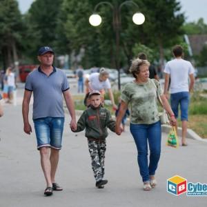 В Новопавловске отпраздновали день молодёжи (фото 18)