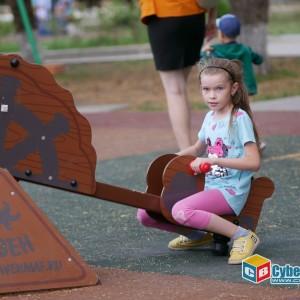 В Новопавловске отпраздновали день молодёжи (фото 17)