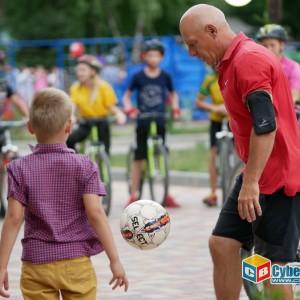В Новопавловске отпраздновали день молодёжи (фото 5)
