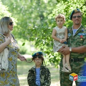 На митинге в Новопавловске почтили память ветеранов боевых действий (фото 2)