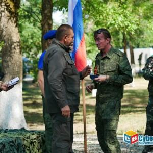 На митинге в Новопавловске почтили память ветеранов боевых действий (фото 21)