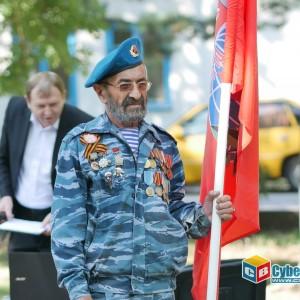На митинге в Новопавловске почтили память ветеранов боевых действий (фото 7)