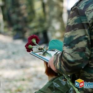 На митинге в Новопавловске почтили память ветеранов боевых действий