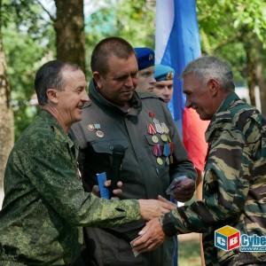 На митинге в Новопавловске почтили память ветеранов боевых действий (фото 23)
