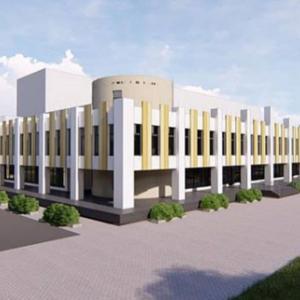 Во Дворце культуры Новопавловска начался капитальный ремонт фасада