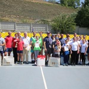 В честь дня физкультурника в Новопавловске прошла спартакиада сельских поселений (фото 3)