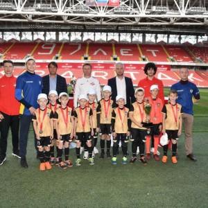 Юные футболисты Новопавловска стали серебряными призёрами на соревнованиях в Москве (фото 2)