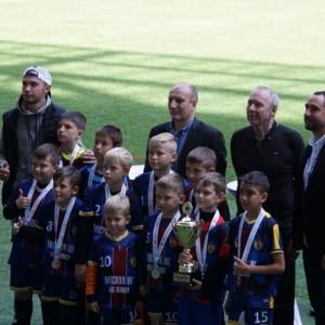 Юные футболисты Новопавловска стали серебряными призёрами на соревнованиях в Москве (фото 1)