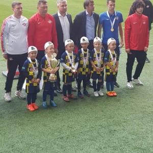 Юные футболисты Новопавловска стали серебряными призёрами на соревнованиях в Москве (фото 3)