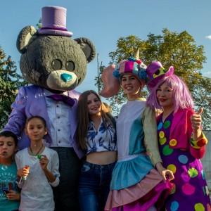 В Новопавловске прошёл красочный фестивальный день