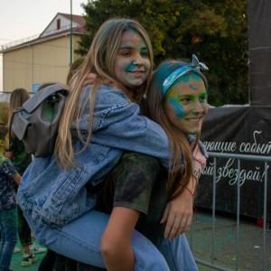 В Новопавловске прошёл красочный фестивальный день (фото 2)