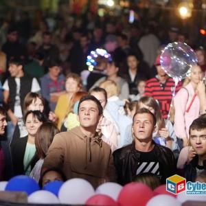 В Новопавловске отпраздновали 242-ую годовщину дня города