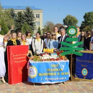 В Новопавловске отпраздновали 242-ую годовщину дня города (фото 5)