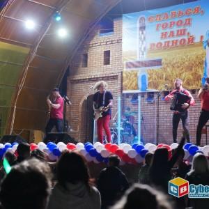 В Новопавловске отпраздновали 242-ую годовщину дня города (фото 20)