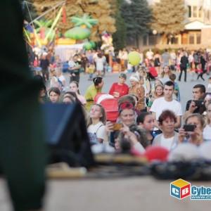 В Новопавловске отпраздновали 242-ую годовщину дня города (фото 14)