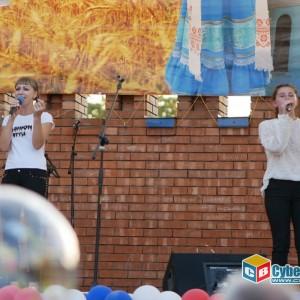 В Новопавловске отпраздновали 242-ую годовщину дня города (фото 11)
