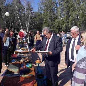 В Новопавловске отпраздновали 242-ую годовщину дня города (фото 1)