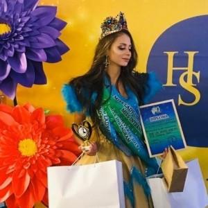 Мисс Новопавловск 2019 взяла гран-при международного конкурса красоты