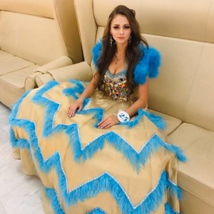 Мисс Новопавловск 2019 взяла гран-при международного конкурса красоты (фото 1)