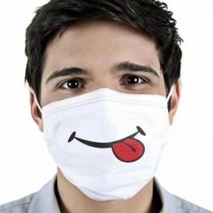 Грипп, коронавирус, другие ОРВИ - поможет маска!