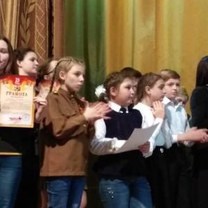 В Новопавловске определились победители районного конкурса партиотической песни (фото 2)
