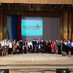 В Новопавловске определились победители районного конкурса партиотической песни (фото 4)