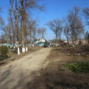 В Новопавловске начаты работы по благоустройству Культурно-исторического центра города (фото 3)