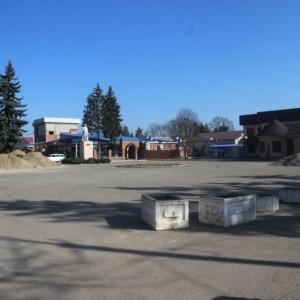 В Новопавловске начаты работы по благоустройству Культурно-исторического центра города (фото 1)